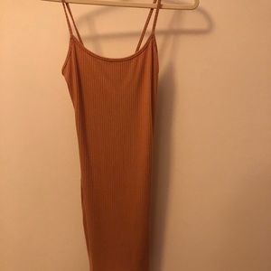 Urban Outfitters Dresses - Tan Dress from Urban Outfitters